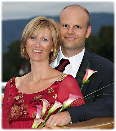 Helde og Petter's bryllup